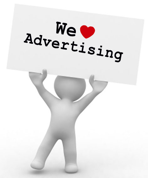 The field of advertising